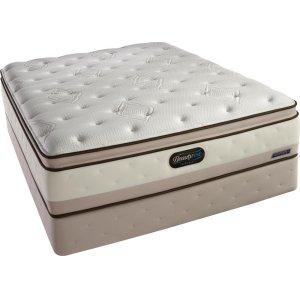 SimmonsBeautyrest - TruEnergy - Rachelle - Plush - Pillow Top - Cal King