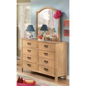 Ashley Furniture Lonnix - Silver Finish 2 Piece Bedroom Set