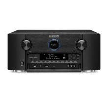 The SR7009 9.2 Network Home Theater A/V Receiver features built-in Wi-Fi and built-in Bluetooth.