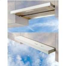 Eurotech Jesi - Slide-out, Wall Mounted Hood