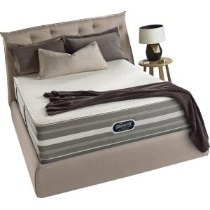 SimmonsBeautyrest - Recharge - Hybrid - Marlee - Luxury - Firm - Cal King