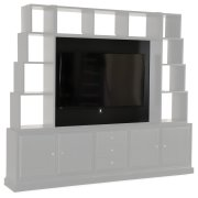 Home Entertainment Rene Back Panel Product Image