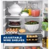 GE ®19.2 Cu. Ft. Top-Freezer Refrigerator