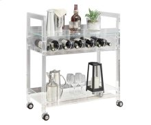 Foxglove Serving Cart