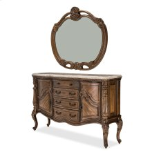 Sideboard & Mirror (2 Pc)