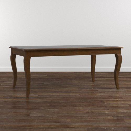 "Custom Dining 101"" Rectangular Dining Table"
