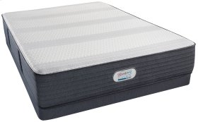 BeautyRest - Platinum - Hybrid - Crestridge - Plush - Tight Top - Full