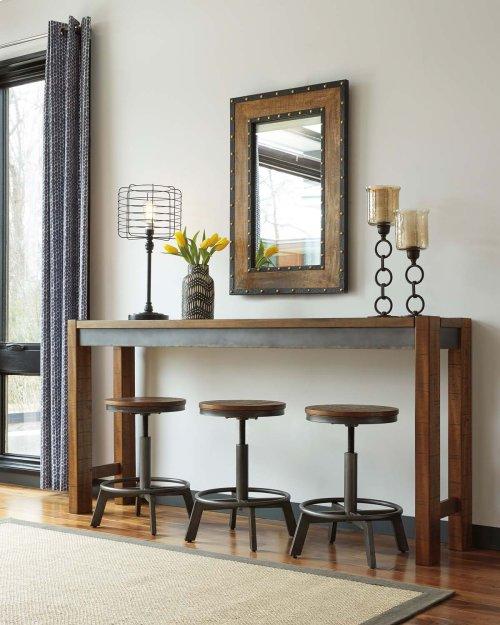 Torjin - Two-tone Brown 5 Piece Dining Room Set
