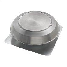 Attic Ventilator, Roof Mounted, Aluminum, 1000 CFM.