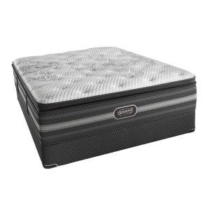 SimmonsBeautyrest - Black - Katarina - Luxury Firm - Pillow Top - Cal King