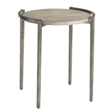 Chelsea Pier Round End Table