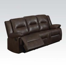 MOTION LOVESEAT W/CONSOLE