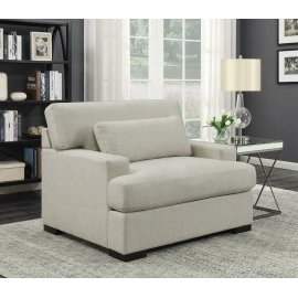 Becca Transitional Beige Sofa