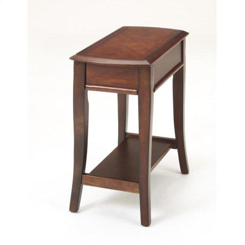 Broadway Merlot Side Table