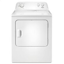 7.0 cu.ft Top Load Electric Dryer with Wrinkle Shield
