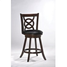 CHERRY COUNTER HEIGHT CHAIR
