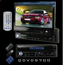 CD/DVD Receiver/Mp3 Player