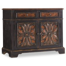 Living Room Grandover Two Drawer Two Door Chest