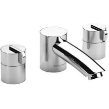 Chrome Plate 3 Hole tub filler