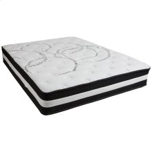 12 Inch Foam and Pocket Spring Mattress, Queen in a Box