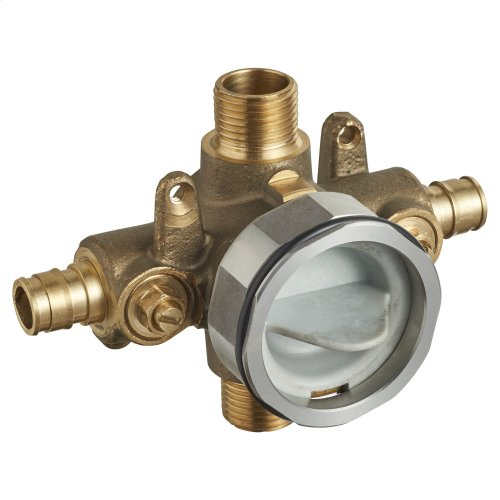 Flash Shower Rough-in Valve with PEX Inlets/Universal Outlets with Screwdriver Stops for Cold Expansion System  American Standard -