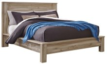 Queen Platform Footboard