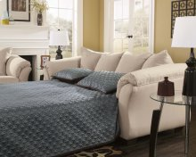 Darcy Full Sofa Sleeper - Stone