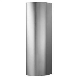 Optional Flue Extension for 10' Ceilings for Broan Elite RM51000 Series range hoods in Stainless Steel