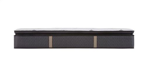 Golden Elegance - Gilded Breath - Euro Pillow Top - Twin XL