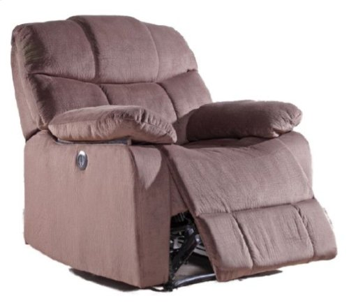 60263 Axel Power Recliner (Charcoal)