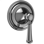 TotoVivian Two-Way Diverter Trim with Off - Lever Handle - Polished Chrome Finish
