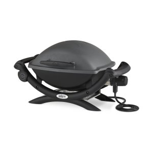 WeberQ™ 1400™ Electric Grill - Dark Gray