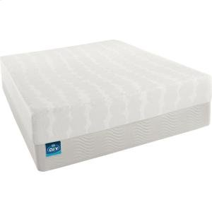 SimmonsCurv - All The Rage - Gel Memory Foam - Cal King
