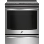 "30"" Smart Slide-In Front-Control Induction and Convection Range"