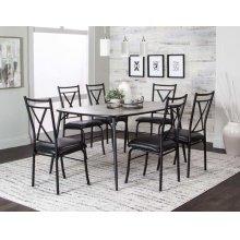 Parx 36x60 Concrete Table