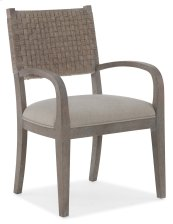 Dining Room Miramar Carmel Artemis Woven Arm Chair