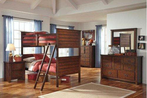 Ashley 4-Piece Full Panel Bedroom Set