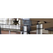 Astro Metal Dining Regular Height Table