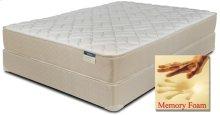 """ONYX LABEL - Comfortec - Fulton - Memory Foam - 11.5"""" Firm - Twin XL"""