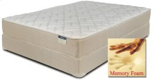 "ONYX LABEL - Comfortec - Fulton - Memory Foam - 11.5"" Firm - Twin"