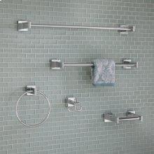 CS Series 24 Inch Towel Bar - Polished Chrome