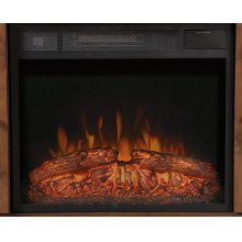 Electric Fireplace Converter Kit