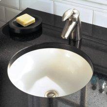 Orbit Undercounter Bathroom Sink  American Standard - White