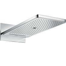 Chrome Overhead shower 250/580 3jet