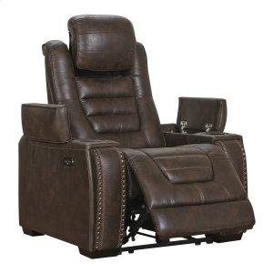 Ashley Furniture Pwr Recliner/adj Headrest