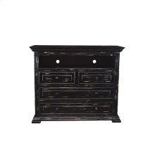 Charleston Black Media Chest
