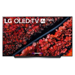 LG ElectronicsLG C9 55 inch Class 4K Smart OLED TV w/ AI ThinQ(R) (54.6'' Diag)