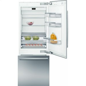 Bosch BenchmarkBENCHMARK SERIESBenchmark® Built-in Bottom Freezer Refrigerator 30'' B30BB930SS