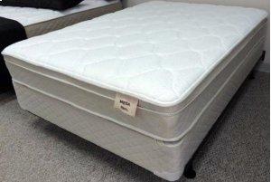 Mesa - Foam Encased - Euro - Pillow Top - Full