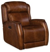 Living Room Emerson Power Recliner with Power Headrest